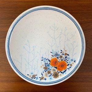 Vintage Mikasa Cordon Bleu Floral Salad Plates